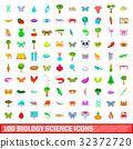 100, biology, science 32372720