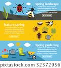 春天 春 自然 32372956