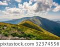 mountain, hill, summer 32374556
