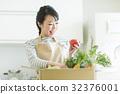 Housewife vegetables 32376001