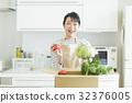 Housewife vegetables 32376005