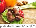 美食 洋葱 辣椒 32376075