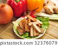美食 洋葱 辣椒 32376079