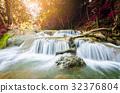 泰国 水 瀑布 32376804