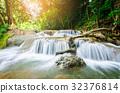 泰国 水 瀑布 32376814