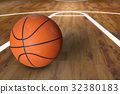 Basketball ball 32380183