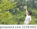 soap bubbles, soap bubble, younger 32381602
