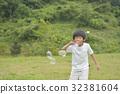 soap bubbles, soap bubble, younger 32381604