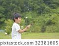 soap bubbles, soap bubble, younger 32381605