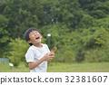 soap bubbles, soap bubble, younger 32381607