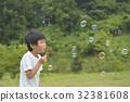 soap bubbles, soap bubble, younger 32381608