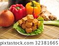 美食 洋葱 辣椒 32381665