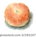 bagel, bagels, baker 32383207