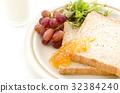 배아 빵 아침 이미지 32384240