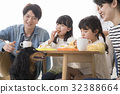 第3代3点图像的小吃图像 32388664