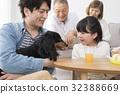 家庭 家族 家人 32388669