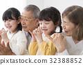 家庭 家族 家人 32388852