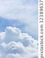 พายุฝน,เมฆ,ท้องฟ้าเป็นสีฟ้า 32389637