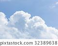 พายุฝน,ท้องฟ้าเป็นสีฟ้า,เมฆ 32389638