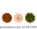 Various culinary spices and herbs, forming the 32397260