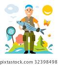 ปลา,ตกปลา,ชาวประมง 32398498