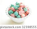 爆米花 糖果 甜食 32398555