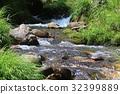 山涧 山溪 河 32399889