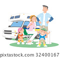 family, camp, camping 32400167