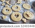 shortbread cookies homemade 32403448