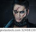 Professional make-up werewolf Wolverine 32408130