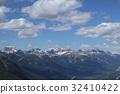 canadian rockies, mountain range, landscape 32410422