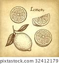 etching, sketch, hand 32412179