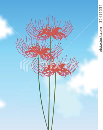 피안 꽃 32413354