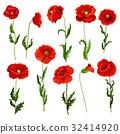 花朵 花 花卉 32414920