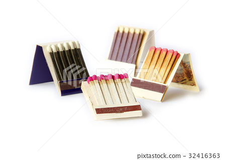 The Colourful Set of matches 32416363