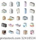 3D設施·商店·建築物 32416534