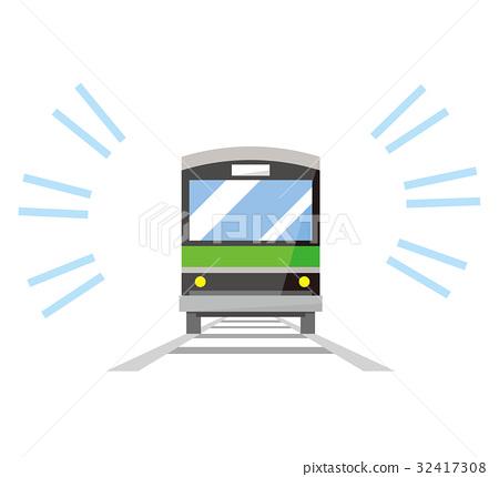 電動火車 32417308