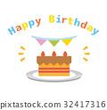 蛋糕 慶生 生日 32417316