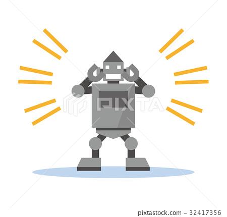 로봇 시리즈 32417356