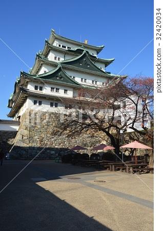 Nagoya Castle (Nagoya city, Aichi) 32420034