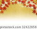 红叶 日本风格 日式风格 32422656