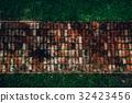 紅磚 磁磚 草皮 32423456