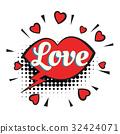 text, comic, love 32424071