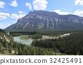 canadian rockies, banff, scenery 32425491