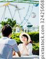 日期 約會 夫婦 32425668