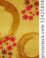สไตล์ญี่ปุ่น,พื้นหลัง,ต้นเมเปิล 32425838