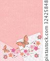 蝴蝶 日式風格 和式 32425848