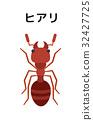 螞蟻 矢量 害蟲 32427725