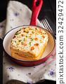 Croqu Monsieur Sandwich Dinner  32429472