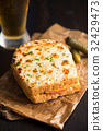 Croqu Monsieur Sandwich Dinner  32429473